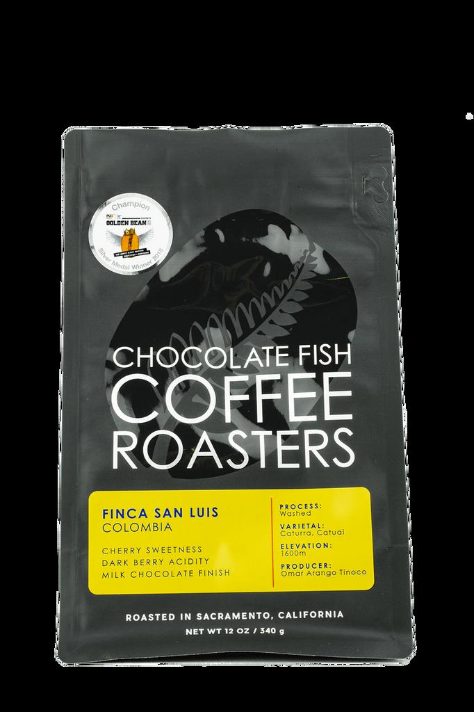 Finca San Luis Espresso - Colombia