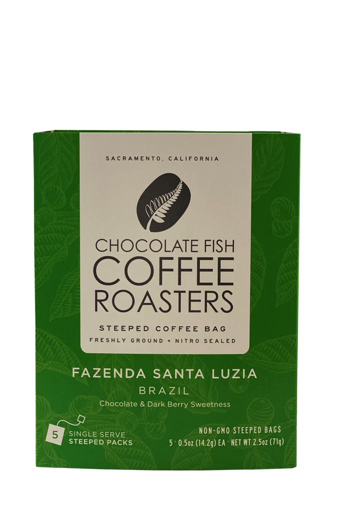 Steeped Coffee 5 Pack