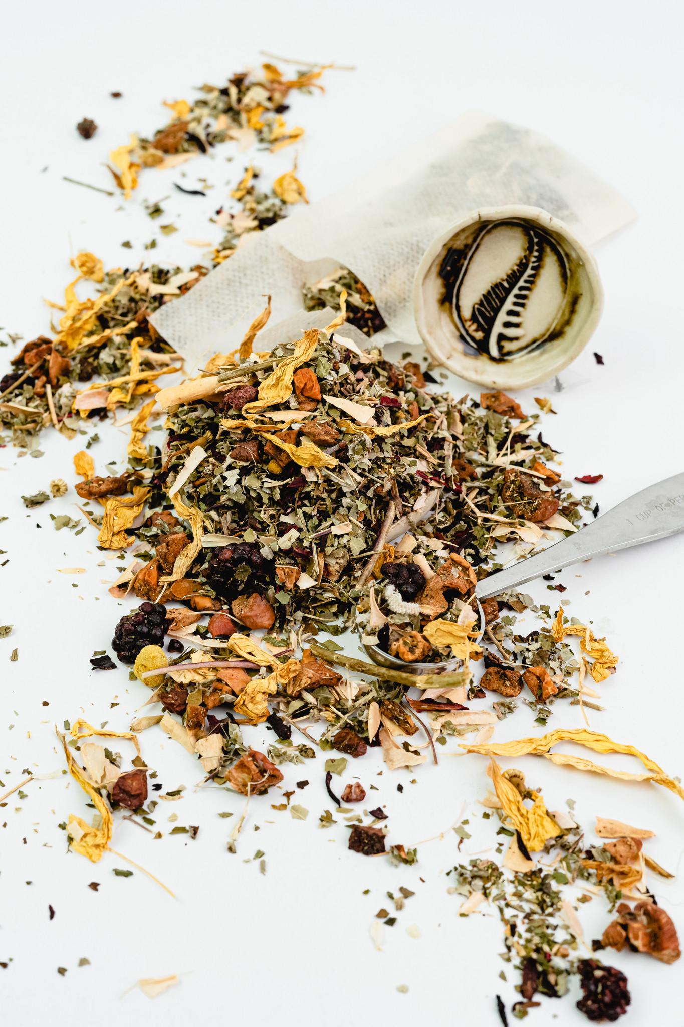 Raspberry Fields Forever Tea 4oz