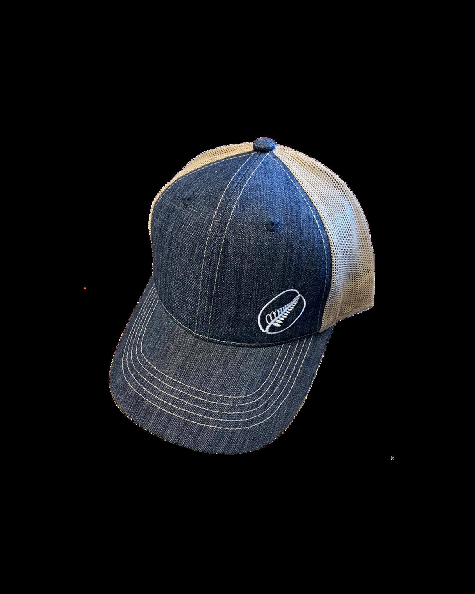 Denim Baseball Cap