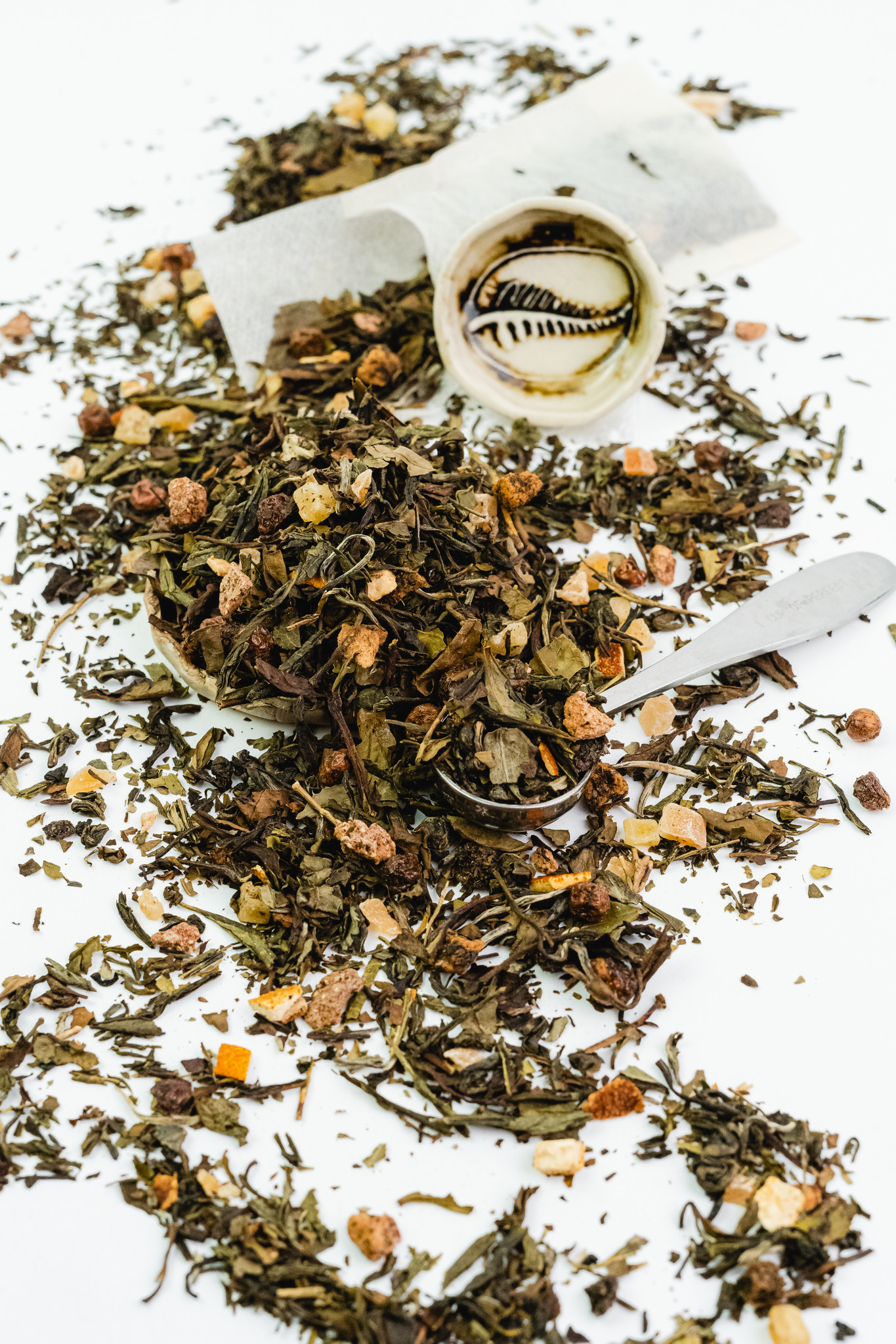 White Devine Temple Tea 4oz
