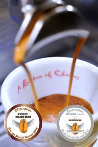 Espresso: KORU