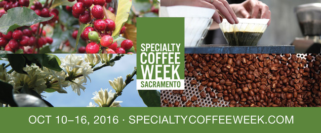 Specialty Coffee Week Oct 10-16 Events