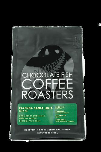 88e53714555d Fazenda Santa Luzia - Para Ela Reserve Micro-Lot - Brasil - Chocolate Fish  Coffee Roasters