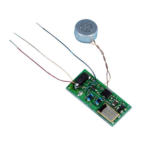 UHF Audio Transmitter Circuit Board Kit 3 Volt