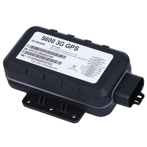 S600 3G GPS Tracker - 90 Day Back up Battery