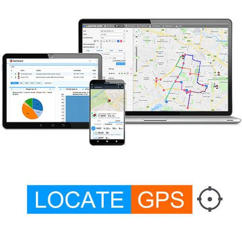 Locate GPS Tracking Platform
