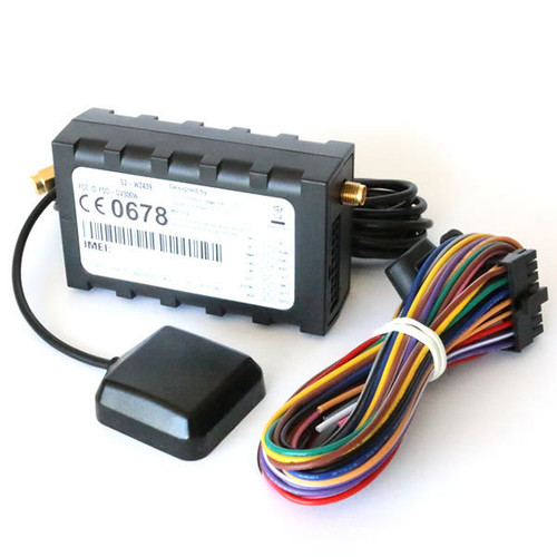 W300 - 3G Vehicle GPS Tracker