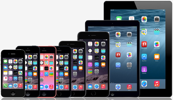 iPhone / iPad Backup Phone Tablet Data Recovery