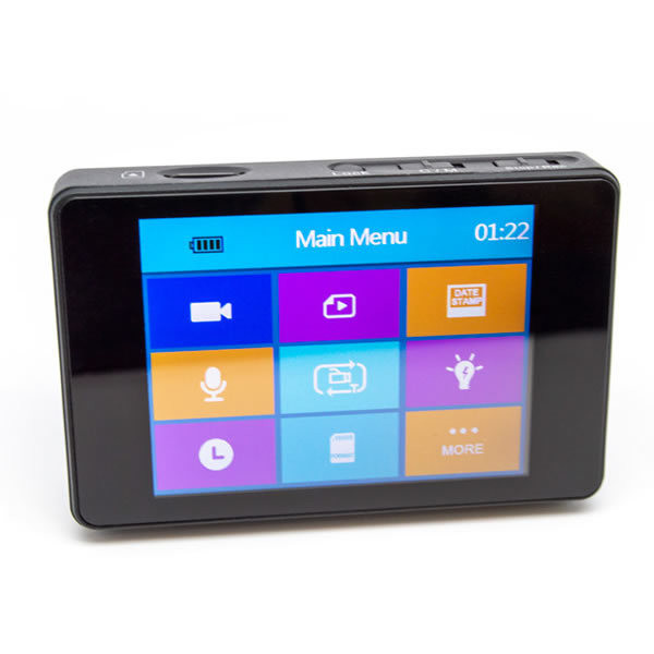 LawMate® PV-500ECO2 DVR - Touchscreen