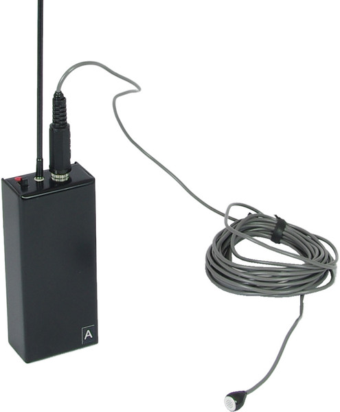 ULX-40L - UHF Audio Transmitter with External Microphone