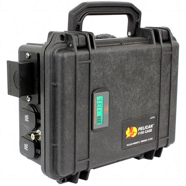 ESS22 - Tactical Portable Power - LiFePO4