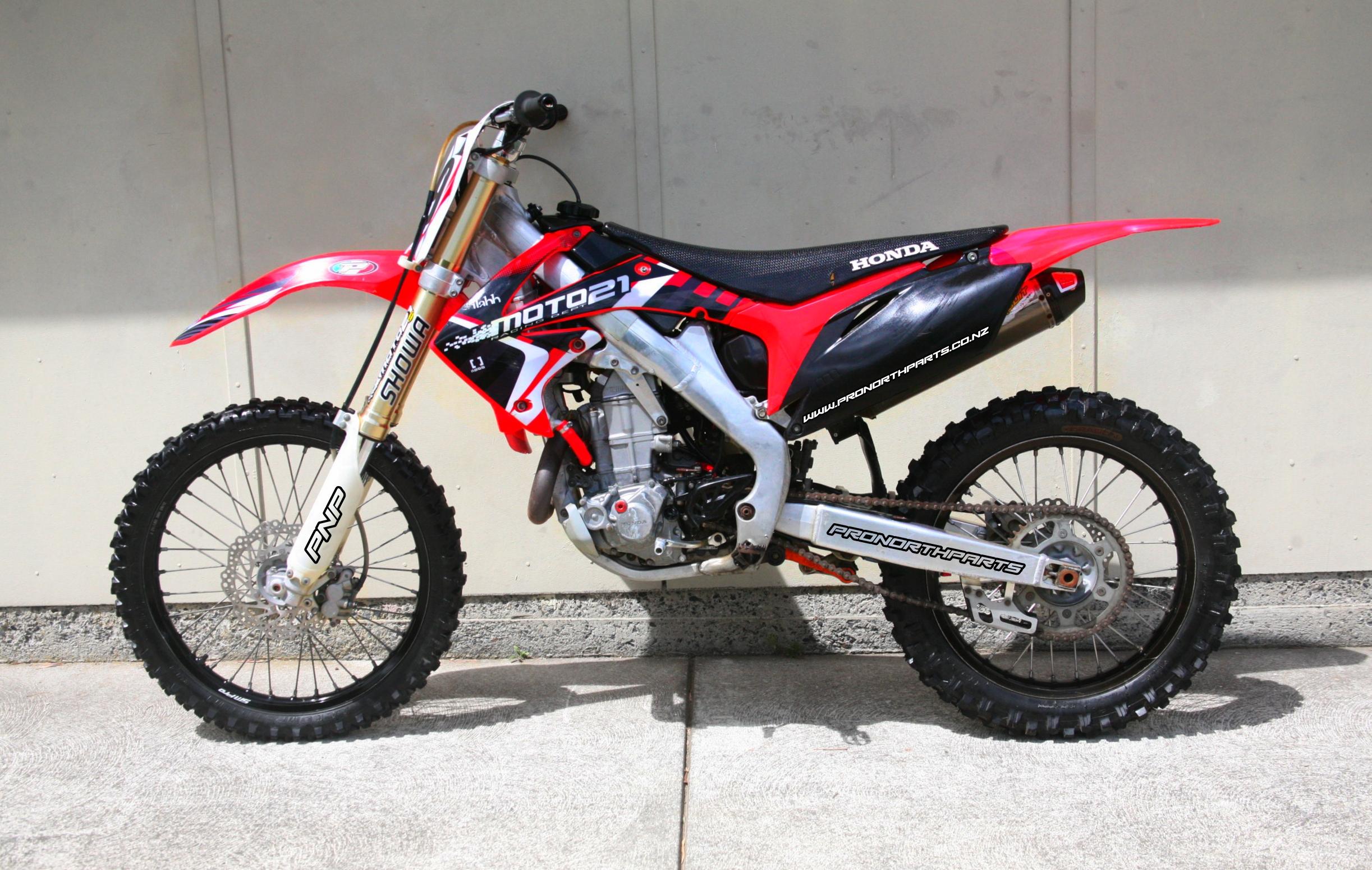 Pronorthparts Used Dirt Bike Parts New Zealand