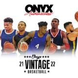 2021-22 Onyx Vintage Basketball Cards