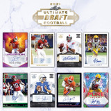 2021 Leaf Ultimate Draft Football Cards Checklist