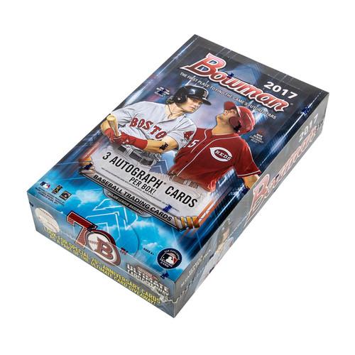 2017 Bowman Baseball Jumbo HTA Box