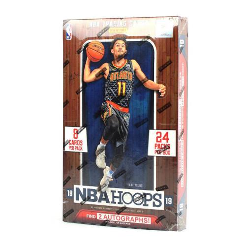 2018/19 Panini NBA Hoops Basketball Hobby Box