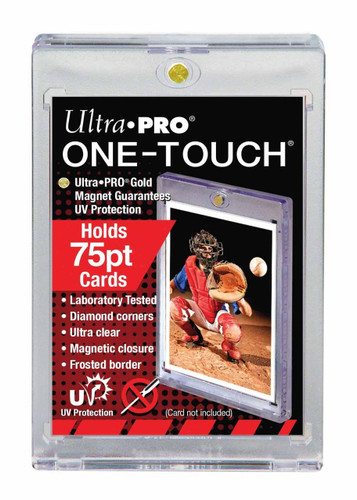 Ultra Pro 75pt Magnetic One Touch Card Holder