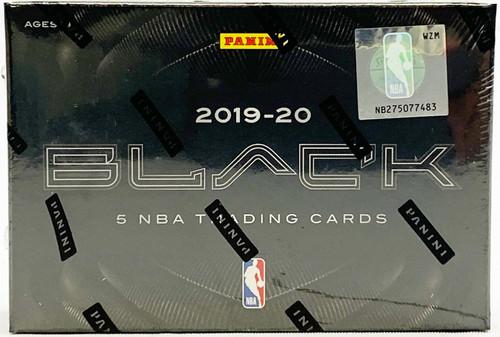 2019/20 Panini Black Basketball Hobby Box