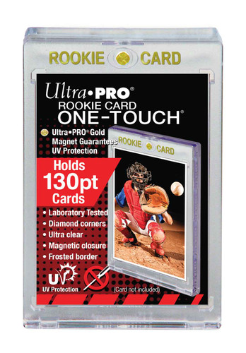 Ultra Pro 130PT UV ROOKIE ONE-TOUCH Magnetic Holder