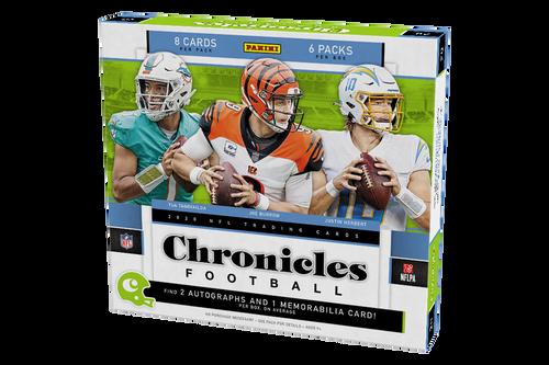 2020 Chronicles Football Hobby Box