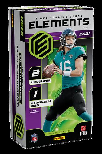 2021 Panini Elements Football Hobby Box