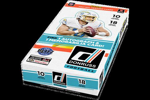 2021 Panini Donruss Football Hobby Box