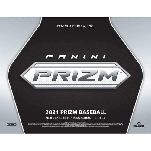 2021 Panini Prizm Baseball Hobby Pack