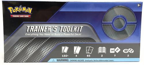 Pokemon 2021 Trainer's Tool Kit Box