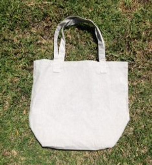 Environmentally neutral reusable tote bags made of 35% hemp, 35% organic recycled cotton, and 30% recycled P.E.T. plastic. Extremely durable, water & mold resistant, and machine washable.