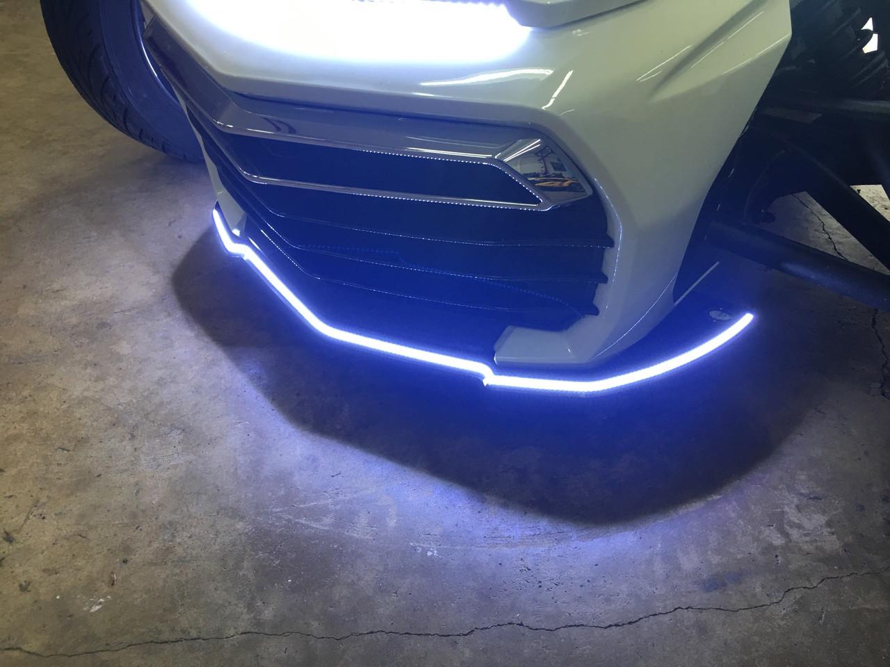 CAN AM SPYDER F3 LED BumpSkidTM