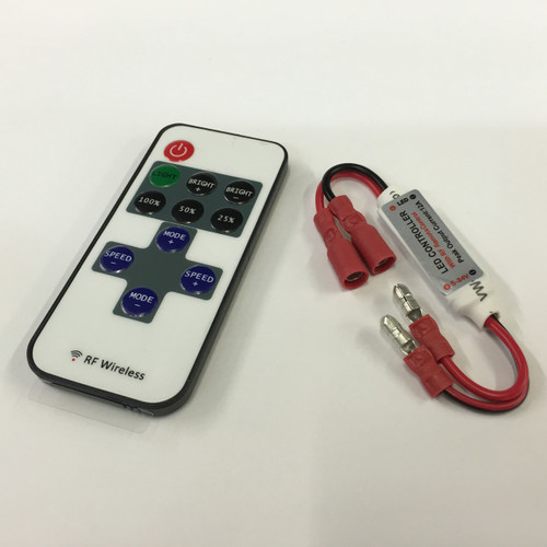 REMOTE CONTROL FOR LED BUMPSKID
