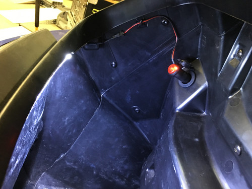 RT REAR TRUNK LED LIGHT (2010-2017) WILL NOT WORK WITH 2018
