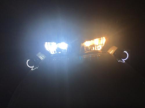 ST/STS/STL  ULTRA BRIGHT LED HEADLIGHTS, 1-PAIR (SPY327)