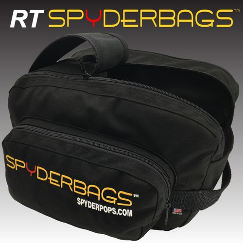 CAN AM SPYDER RT 2010-2020 SIDE CASE BAGS, SPYDERBAGStm DESIGNED TO USE EVERY INCH OF YOUR SIDE CASES. FITS ALL RT MODELS INCLUDING 2020! MADE IN THE USA! SOLD AS A PAIR ONLY! (SPY356)