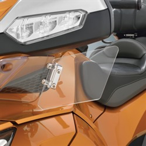 2010-2019 RT WIND DEFLECTOR FOR BELOW MIRROR