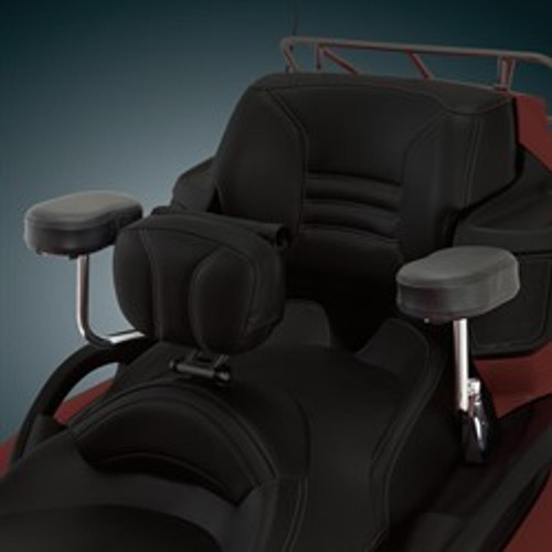 PASSENGER ARM RESTS FOR CAN-AM SPYDER RT 2010-19 BY SHOWCHROME