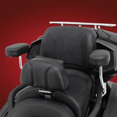 PASSENGER ARM RESTS FOR CAN-AM SPYDER F3 BY SHOWCHROME