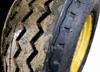 Tire 14-17.5 w/Rim