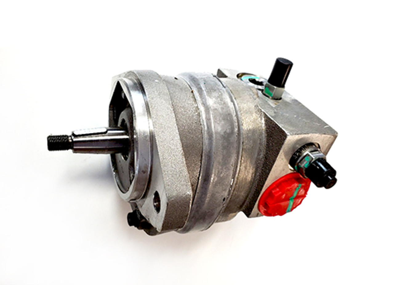 593182 Hydraulic Pump, Tapered Shaft