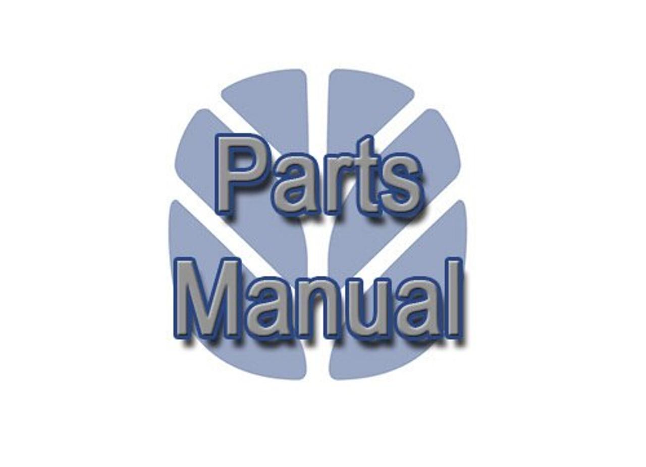 NH BW28-BW38 Parts Manual Catalog