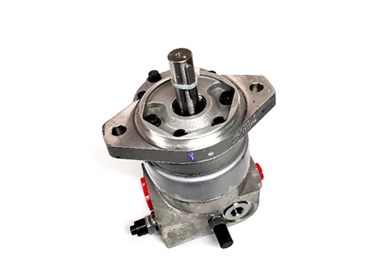 529555HF Hydraulic Pump, Straight Shaft, High Flow