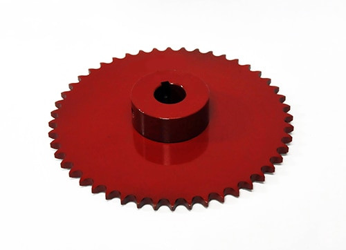 "1142126 PTO Drive Sprocket, RC40 48T, 1"" Bore"