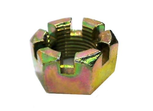 280172 Slotted Nut, 7/8 x 14 Thread
