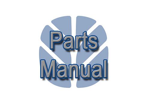 NH 1002/1012 Parts Manual