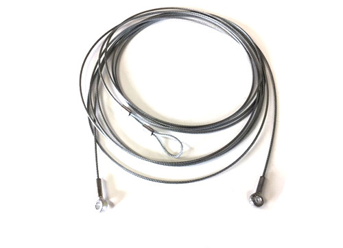 529048 Cable, bale evener