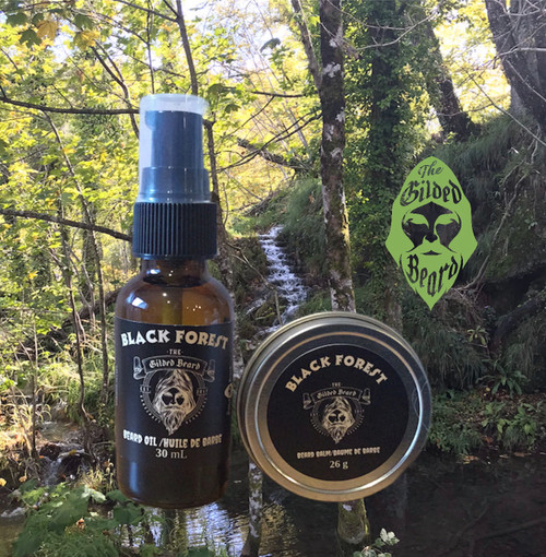 Black Forest Oil and Balm Package
