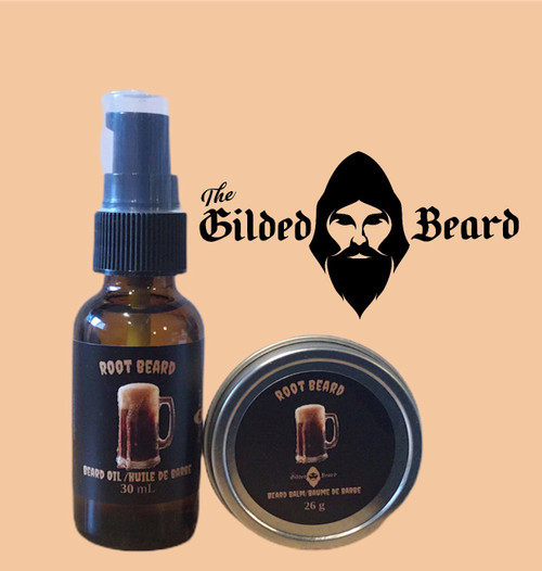 RootBeard Oil and Balm Package