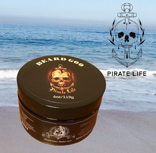 Pirate Life (Bay Rum) Beard Goo
