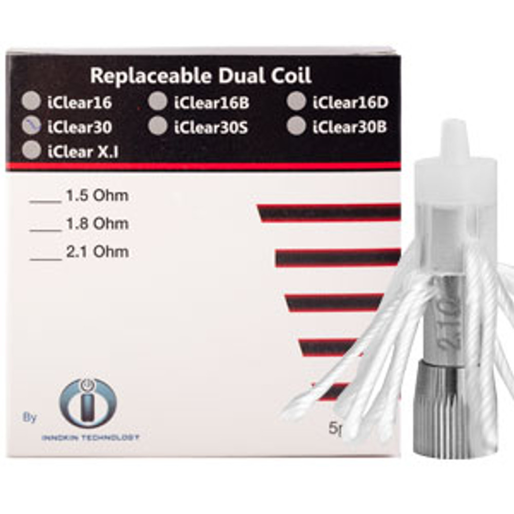 iClear 30 Coil (5pk)